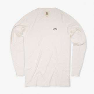 Hemen Biarritz Long-sleeve Tee Adrian - Natural - 1