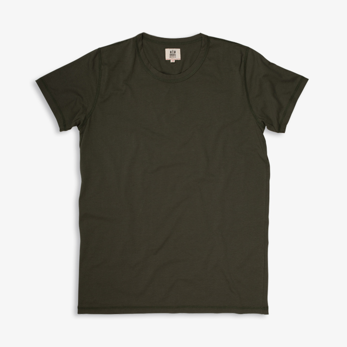 Hemen Biarritz Tee-Shirt Dani - Dark forest Green - 1