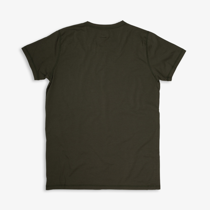 Hemen Biarritz Tee-Shirt Dani - Dark forest Green - 2