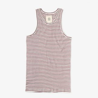 Hemen Biarritz Marcel Gari - Stripe Natural / Red Mar - 1