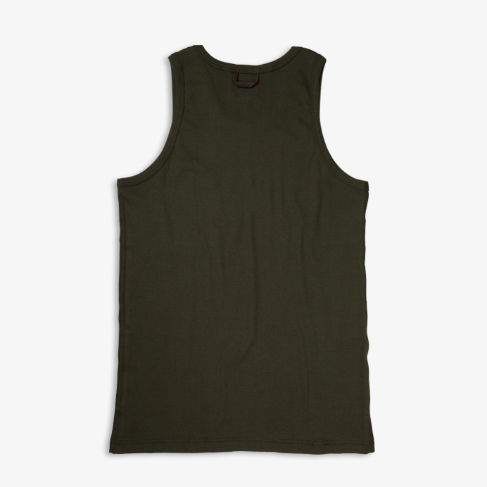 Hemen Biarritz Tank top Gari - Dark forest Green - 2